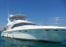 Have fun in Chicago, Illinois aboard 60' luxurious motor yacht