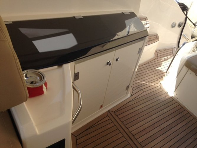 Motor yacht boat for rent in St Julian's