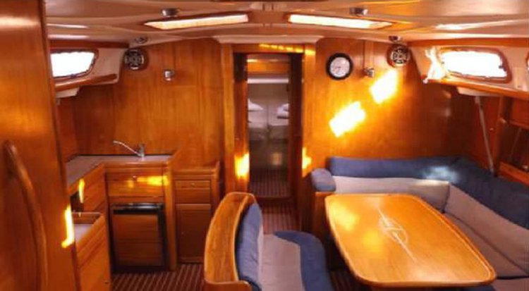 Discover St Julian's surroundings on this 46 Bavaria boat