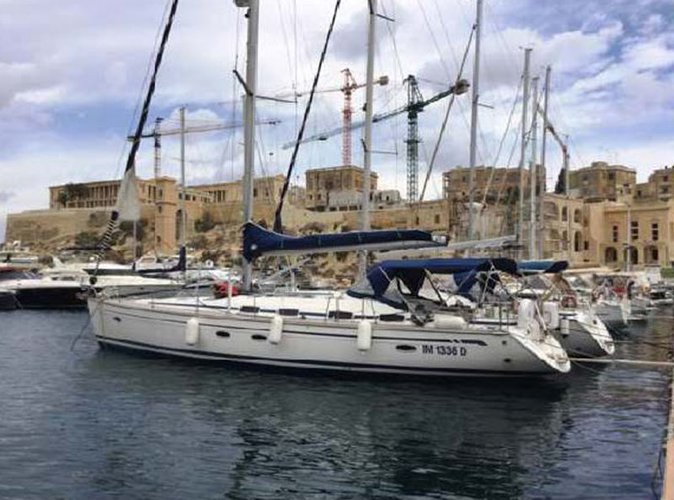 Have fun sailing around unrevealed Maltese Islands aboard Bavaria 50
