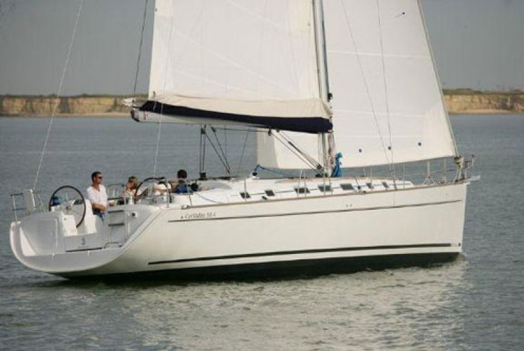 Enjoy the experience of cruising on Beneteau Cyclades 50.5 in Malta