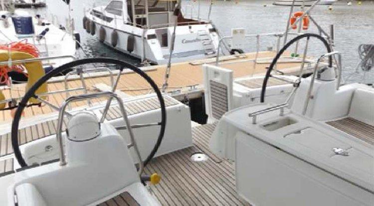 Boat for rent Beneteau 50.0 feet in Portomaso Marina, Malta