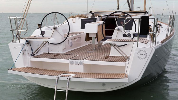 Discover Pula surroundings on this 382 Liberty Dufour boat