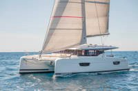 Indulge in luxury holidays in Miami onboard Astrea 42