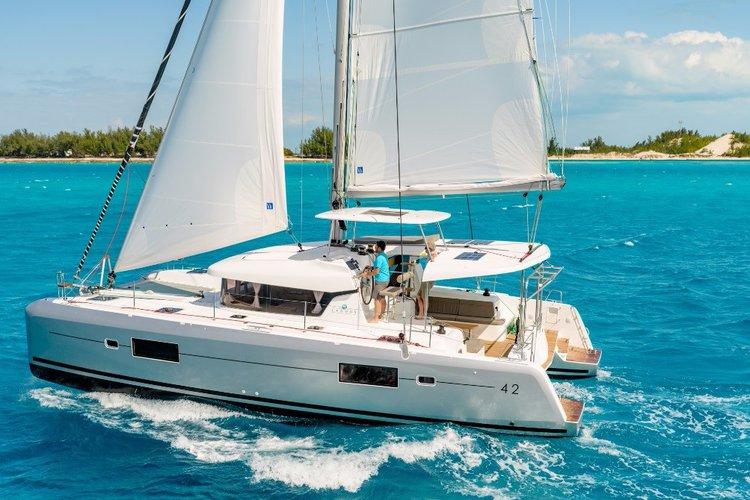 Boat for rent Lagoon 42.0 feet in Nassau, Bahamas