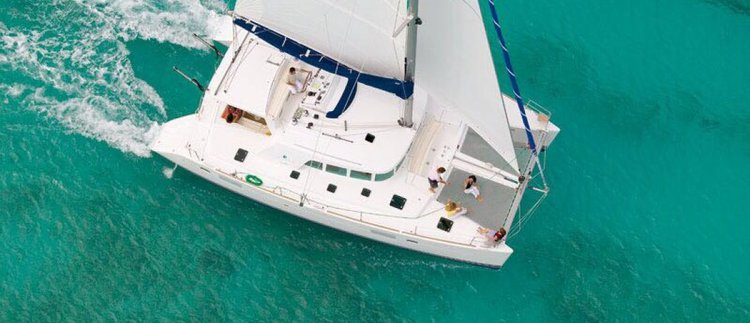 Get impressed with the luxury aboard Lagoon 440 in Malta