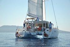 Set your dreams in motion in Grenada aboard Lagoon 400
