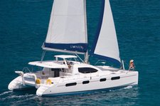 An awesome cruising catamaran available for charter in Grenada