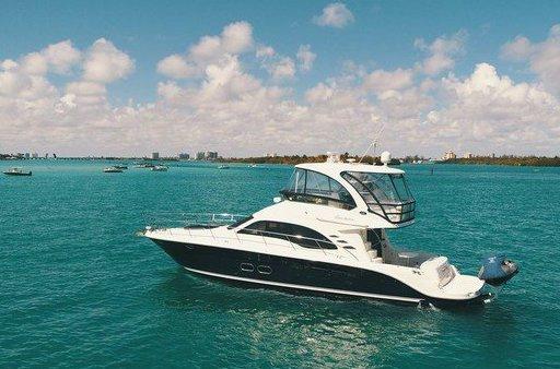 Motor yacht boat rental in Sunny Isles Marina, FL