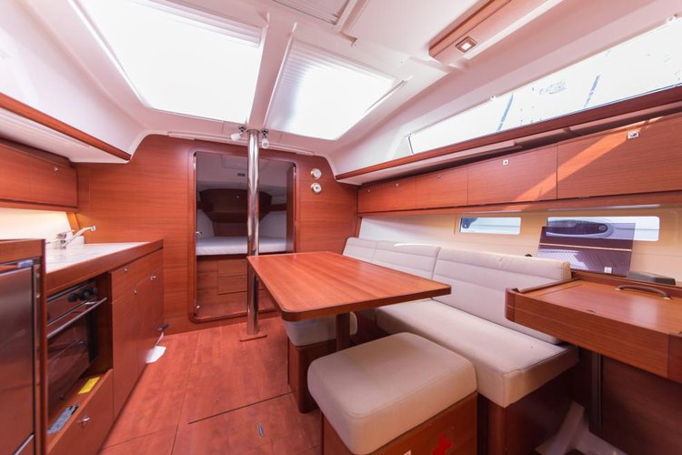 Boat for rent Dufour 37.0 feet in marina zaton, Croatia