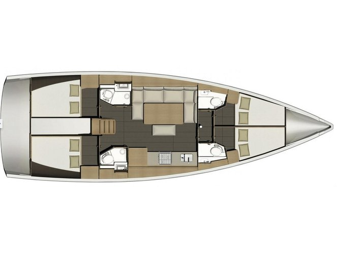 Make your upcoming vacation memorable onboard Dufour 460 GL Liberty