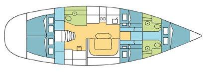 Indulge in luxury in Dubrovnik, Croatia aboard Harmony 52