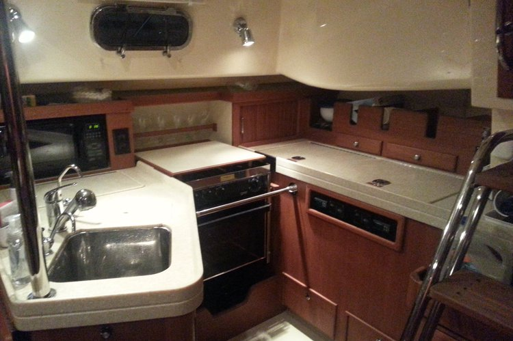 Boat for rent Island Packet Yachts 38.0 feet in Dinner Key Marina, FL