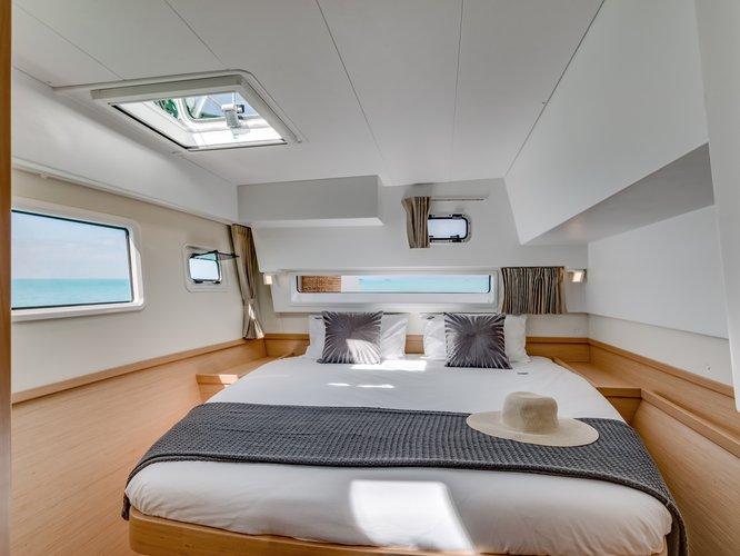 Boat for rent Lagoon 42.0 feet in Ao Po Grand Marina, Thailand