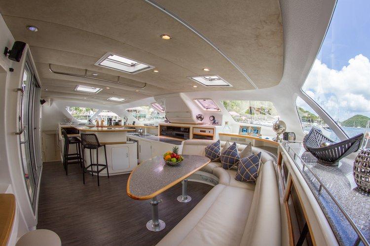 Boat for rent Voyage 58.0 feet in Soper's Hole Wharf & Marina, British Virgin Islands