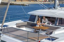 Indulge in luxury and comfort aboard Bali 4.5 in Martinique