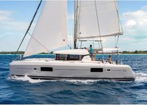 Ste your dreams in motion onboard Lagoon 42 O.V.