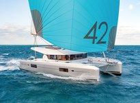 Charter this amazing Lagoon 42 in Phuket, Thailand