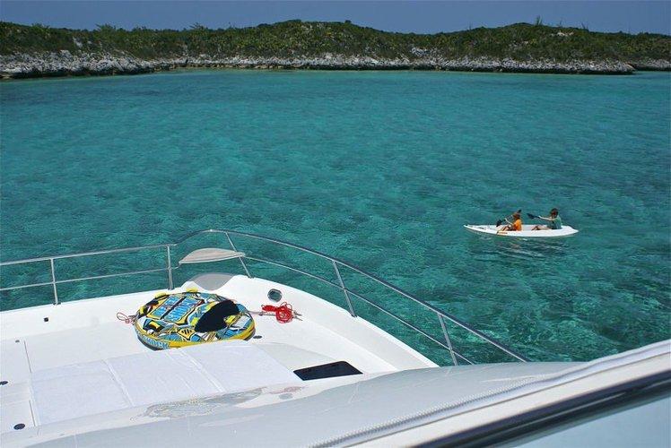 Boat for rent Horizon 60.0 feet in Nanny Cay Marina, British Virgin Islands
