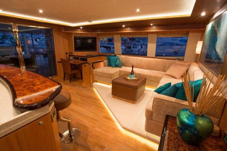 Catamaran boat for rent in Road Town