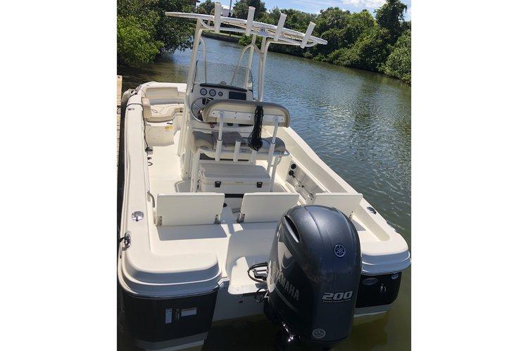 Boat for rent NauticStar 23.5 feet in Bradenton, FL