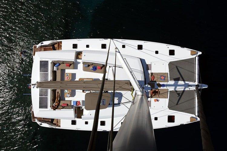 Boat for rent Ipanema 59.0 feet in Nanny Cay Marina, British Virgin Islands