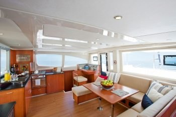 Boat for rent Leopard 48.0 feet in Nanny Cay Marina, British Virgin Islands