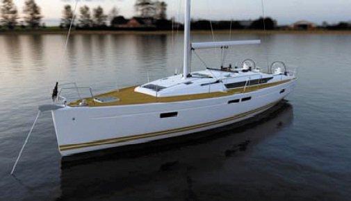 47.0 feet Sun Odyssey in great shape