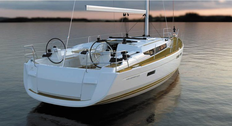 Boat for rent Sun Odyssey 47.0 feet in marina zaton, Croatia