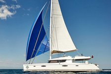 Climb aboard Victoria 67 and explore British Virgin Islands