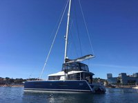 Lagoon 520 - Great option available for charter in BVIs