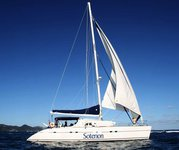 Set your dreams in motion in the Caribbean aboard Lagoon 570