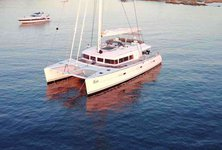 Have a memorable summer vacation in BVIs aboard Lagoon 62