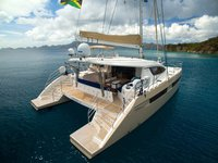 Indulge in luxury & comfort in Caribbean aboard Xenia 50