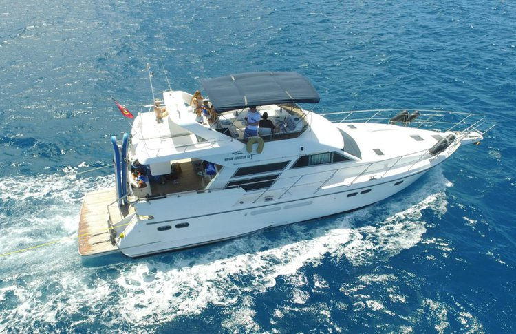 Boat for rent Horizon 56.0 feet in Nanny Cay Resort & Marina, British Virgin Islands