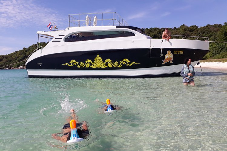 Speed Catamaran for affordable price