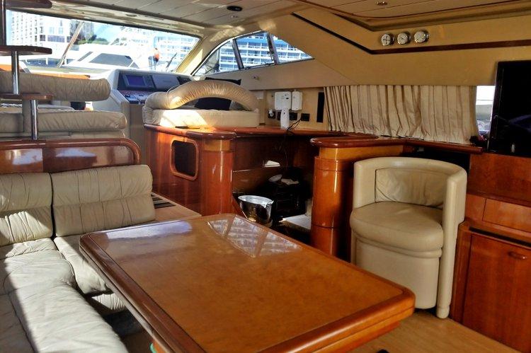 Mega yacht boat rental in Epic Marina, FL