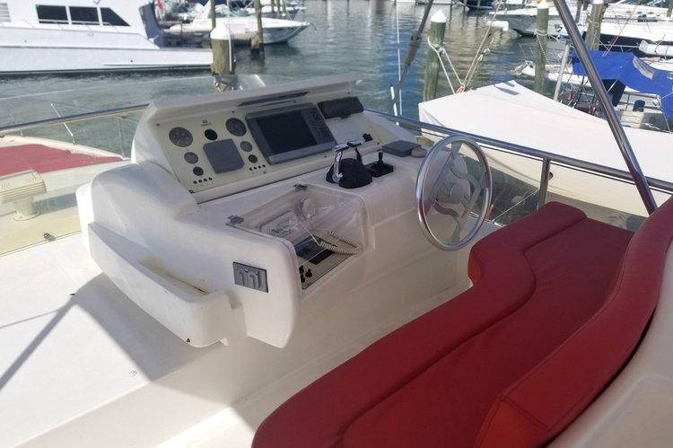 Boat for rent Ferretti 60.0 feet in Epic Marina, FL
