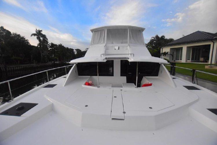 Boat for rent Leopard 51.0 feet in Road Town, British Virgin Islands