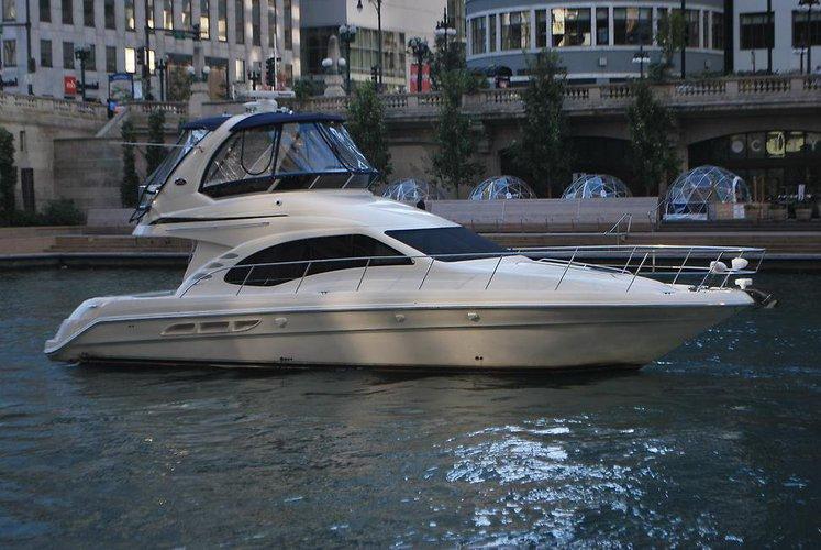 50' Multi-level Yacht. Playpen, River cruises, City Winery.
