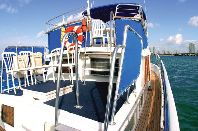 Boat for rent Albin 40.0 feet in Sea Isle Marina & Yachting Center, FL