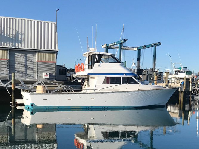 Climb aboard this Craft for a great fishing experience in Whakatane