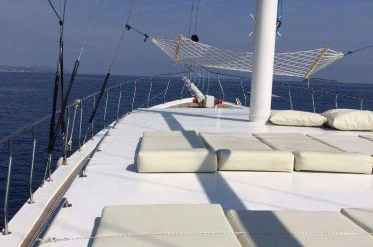 Boat for rent Custom 69.0 feet in Bodrum, Turkey