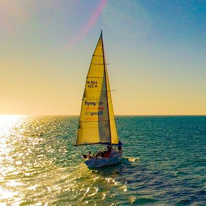 Relax on board our Sail boat charter in Mosman