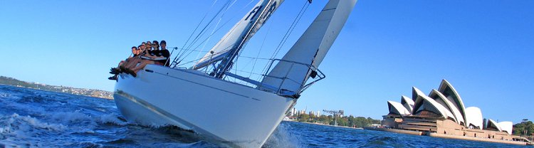 Hop aboard this amazing Sail boat rental in Australia!