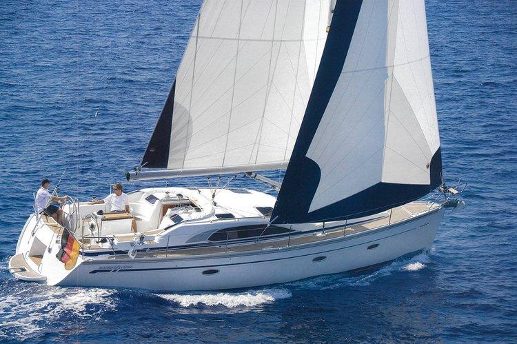Charter this beautiful sail boat in Wynnum