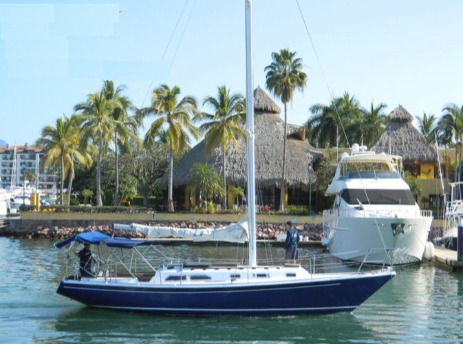 Discover Nayarit in style boating on this sail boat rental