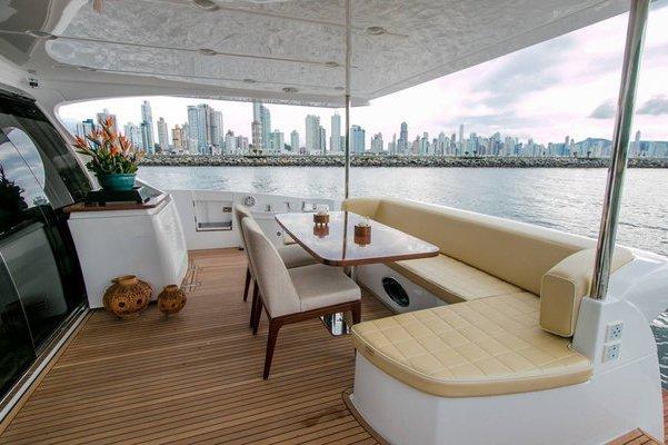 Boat for rent Azimut 70.0 feet in MBM - Miami Beach Marina, FL