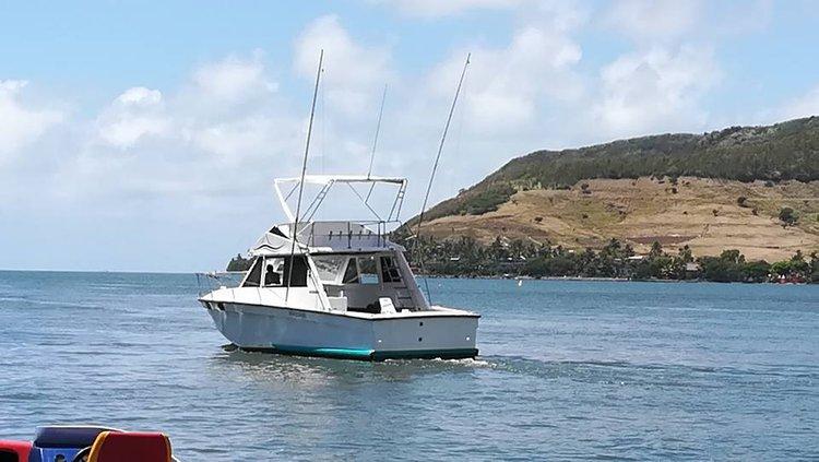 Boat rental in Flacq,