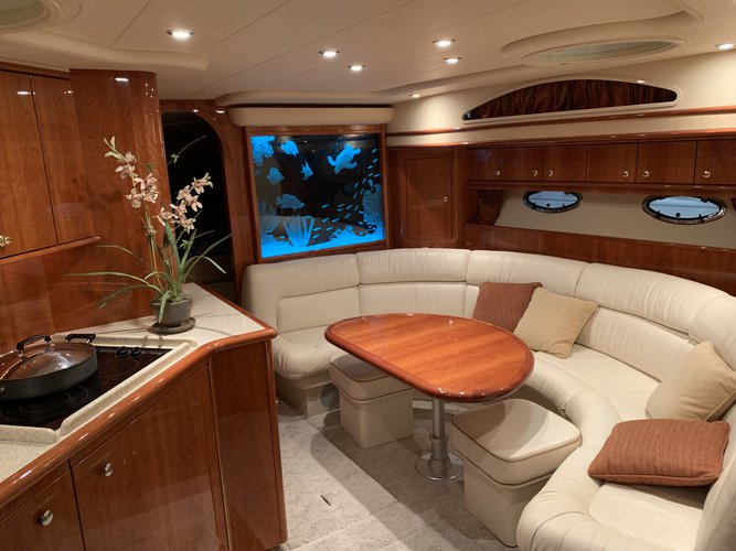 Motor yacht boat rental in Liberty Harbor Marina, NJ